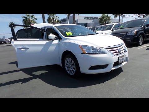 2014 Nissan Sentra Ventura, Oxnard, San Fernando Valley, Santa Barbara, Simi Valley, CA 55242
