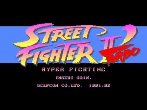 SNES Classic Mini Reviews: Street Fighter 2 Turbo: Hyper Fighting