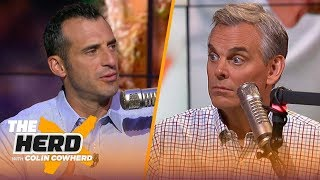 Browns vs Rams is a coaching mismatch, there's a chance Eli will be back — Gottlieb | NFL | THE HERD