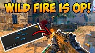 Wild Fire BO4 Operator Mod is INSANE! (Spitfire Mod)