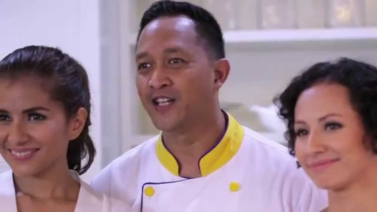 Celebrity Baking -- Trend kue Lebaran terbaru Mash Up - YouTube