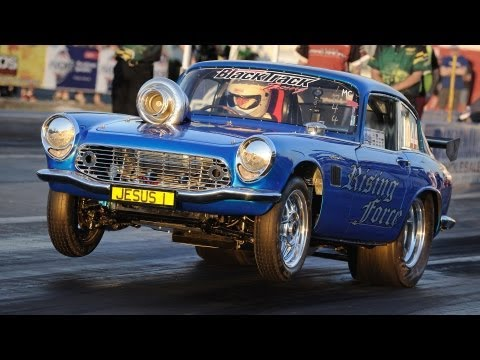 Honda S600 Monster - 2JZ Big turbo powered!