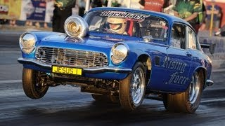 Honda S600 Monster - 2JZ turbo powered!