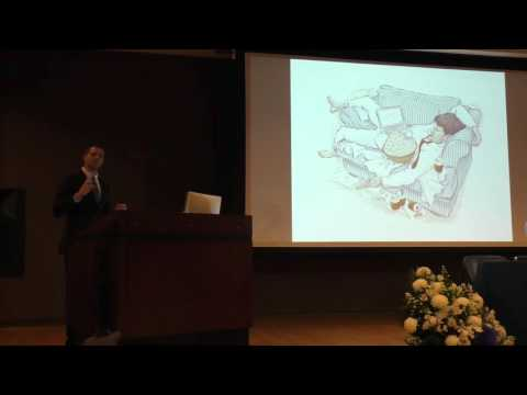 Dr. Eitan Okun: Developing a Vaccine for Alzheimer's - Centennial Guest Lecture - 4 of 6
