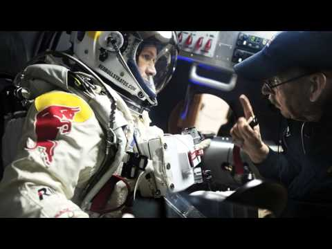 Red Bull Stratos Felix Baumgartner Photo Pro. Estratosfera Joseph Kittinger Space  BOGMA