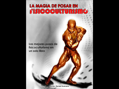 POSES COMPLETAS DE FISICOCULTURISMO (COMPLETE BODYBUILDING POSES)