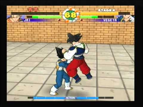 GameBustersUK Reviews: Super Dragon Ball Z (PS2)