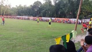 aftab uddin gold cup tournament -2016(Thakurgonj vs Paglapir)