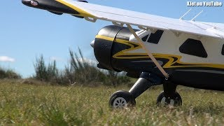 FMS Beaver 2 meter RC plane (assembled by Ron and Tim)