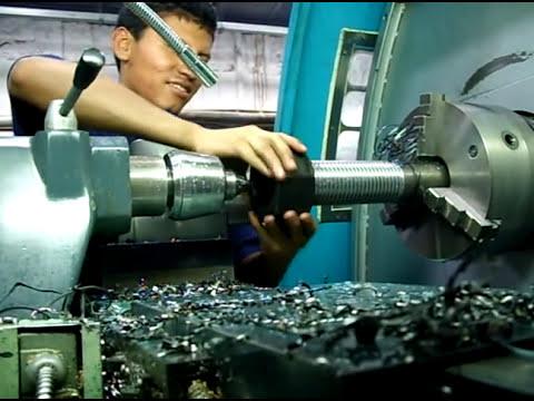 Creación de una rosca con Torno CNC
