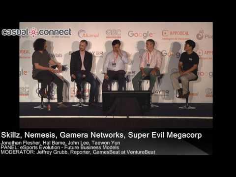 eSports Evolution – Future Business Models | PANEL