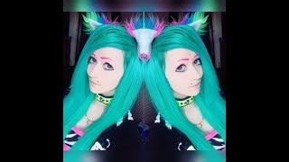 ★ Dying My Hair ★ Neon Turquoise ★