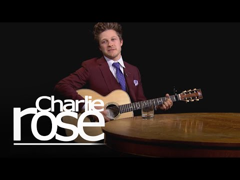 Ben Scheuer Performs 'Weather the Storm' (Mar. 27, 2015) | Charlie Rose