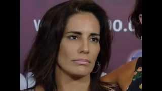 Lilia Cabral vencedora do premio melhor atriz Melhores do Ano 01/04/2012