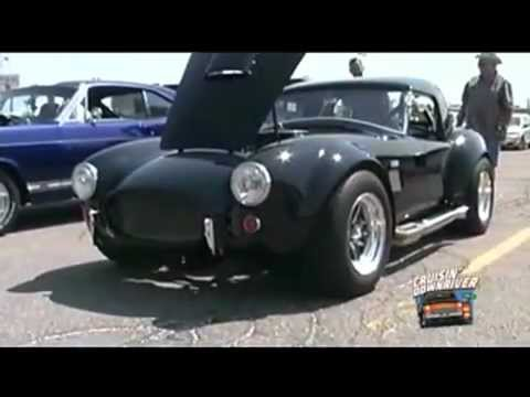 CRUISIN' DOWNRIVER - THE CARS: Shelby Cobra