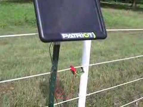 ELECTRIC FENCE CHARGERS AMP; SOLAR CHARGERS | ELECTRIC FENCE