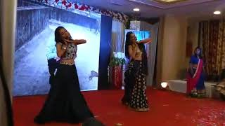 Laadki | Best Performance by Bride 2017 | Beautiful Bride Choreography | Dance Sangeet| GE