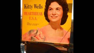 Watch Kitty Wells Heart To Heart Talk video