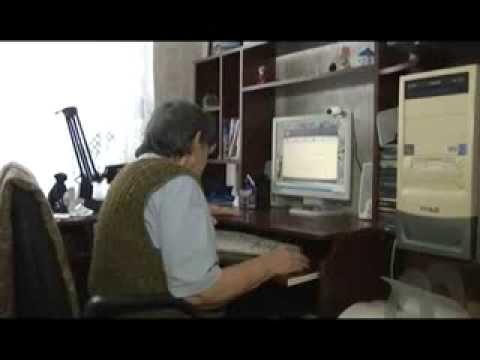Бабуля геймер целыми днями играет в компьютерные игры. babushka geimer new