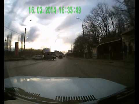 ДТП февраль 2014 Владикавказ