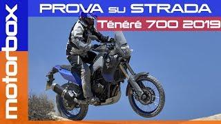 Yamaha Tenere 700   Attenta Africa Twin! La regina del deserto è tornata
