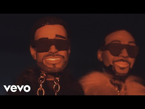 French Montana - 50's & 100's (Official Music Video) ft. Juicy J