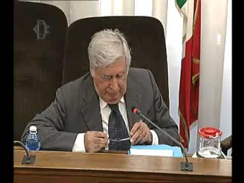 Roma - Audizione Cheli (15.07.15)