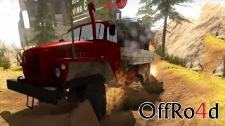Truck Simulator OffRoad 4 - Android Gameplay ᴴᴰ