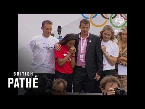 London Awarded 2012 Olympics - A Day that Shook the World [HD]