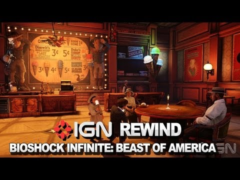 BioShock Infinite: Beast of America Trailer Analysis - IGN Rewind Theater