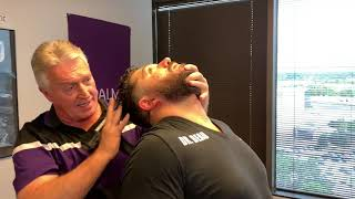UFC Epic Chiro Dr. Beau Hightower (Thor) Adjusted-Palmer Chiro Dr Johnson-Team Ring Dinger®