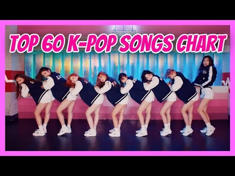 [TOP 60] K-POP SONGS CHART • MARCH 2018 (WEEK TWO)