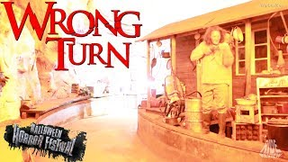Wrong Turn - Halloween Horror Festival - Movie Park Germany - Ride Review
