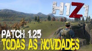H1Z1 (PS4) | TODAS AS MUDANÇAS DA NOVA ATUALIZAÇÃO! - NERD EDU