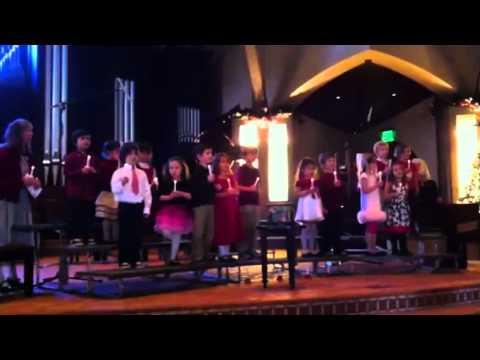Nadia Xmas performance village preschool