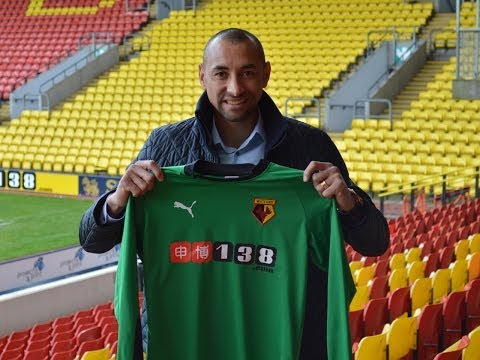 TEASER: Heurelho Gomes on signing for Watford FC