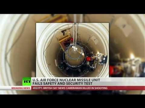 Nuclear fail: Air Force bombs key security test