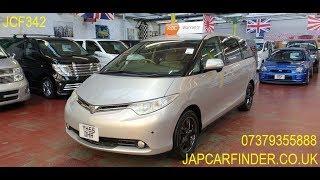 (JCF342) Toyota Estima G Edition @japcarfinder.co.uk
