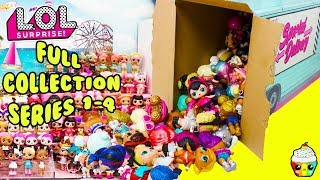 LOL Surprise Full Collection Series 1-4 ALL DOLLS + Duplicates, Exclusives