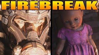 Black Ops 4: Firebreak's Backstory is a LIE