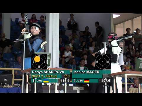 Day 4 Highlights (Women) – ISSF Rifle&Pistol World Cup Final 2012, Bangkok (THA)