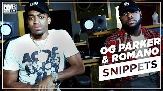 "OG Parker & Romano On Producing Chris Brown's ""Indigo"" w/ Scott Storch 