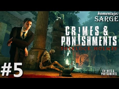 Zagrajmy w Sherlock Holmes: Crimes and Punishments odc. 5 Zagadka na torach