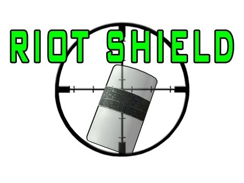 MW3 : : Multiplayer Gun Guide : : Riot Shield