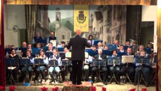 Matilde- Marcia, L.Marani. Corpo Musicale Castiglione Intelvi 14-12-14