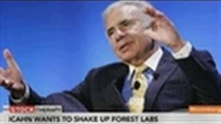 Icahn May Dust Off Biogen Battle for Forest Labs Fight