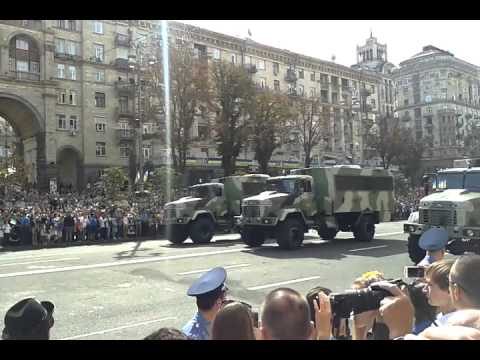 Independence Day 2014 Parade, Ukraine, Kyiv