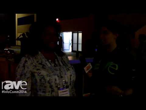 InfoComm 2016: Katherine Boliek Asks Veronica Jones About Upcoming Conference
