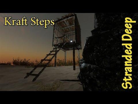 Как stranded deep сделать лестницу