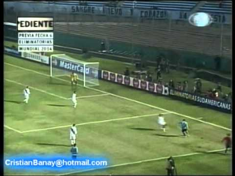 Uruguay 6 Peru 0 Eliminatorias Sudafrica 2010 Los goles (Tv Fox Sports)